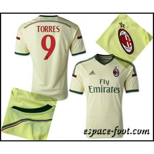 ensemble de foot AC Milan rabais