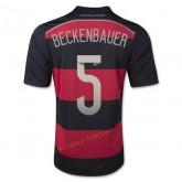 Maillot Foot Allemagne 2014 Coupe Du Monde Beckenbauer Exterieur
