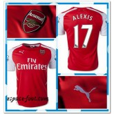 Maillot Foot Arsenal Alexis 2014 15 Domicile