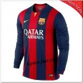 Maillot Foot Barcelone Fc Domicile 2014-15 Manche Longue Site Officiel France