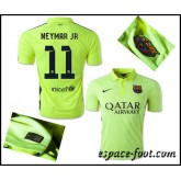 Maillot Foot Barcelone Neymar Jr 2015 Race Third Prix France