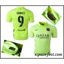 Maillot Foot Barcelone Suarez 2015 Race Third France