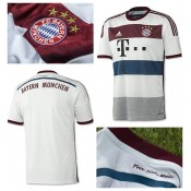 Maillot Foot Bayern Munich 2014-15 Extérieur Site Francais