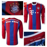 Maillot Foot Bayern Munich Ml 2014-15 Domicile Catalogue