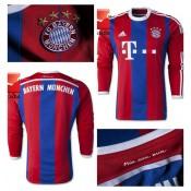 Maillot Foot Bayern Munich Ml 2014-15 Domicile Catalogue