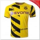 Maillot Foot Dortmund Domicile 2014 15 Prix France