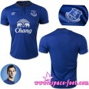 Maillot Foot Everton 2015 Race Domicile Collection