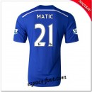 Maillot Foot Fc Chelsea (Matic 21) 2014 15 Domicile France
