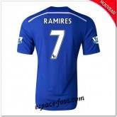 Maillot Foot Fc Chelsea (Ramires 7) 2014 2015 Domicile Soldes