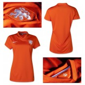 Maillot Foot Femme Pays-Bas 2014/15 Domicile