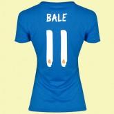 Maillot Foot Femme Real Madrid (Bale 11) 2014-2015 Extérieur Adidas Pas Cher Lyon