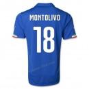 Maillot Foot Italie 2014 Coupe Du Monde Montolivo Domicile