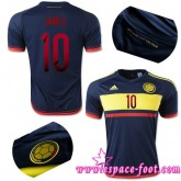 Maillot Foot James 2015-16 Colombie Maillots James 2015-16 Game Extérieur Fashion Show