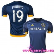 Maillot Foot Juninho 2015 2016 La Galaxy Maillots Foot Juninho 2015 2016 Game Extérieur