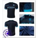 Maillot Foot Manchester City 2015 2016 Extérieur Livraison Gratuite