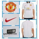 Maillot Foot Manchester United 2014 2015 Extérieur
