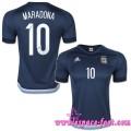 Maillot Foot Maradona 2015 2016 Argentine Maillots Maradona 2015 2016 Game Extérieur