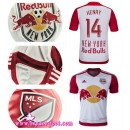 Maillot Foot Pascher - Maillot New York Red Bulls Henry 2015 Game Domicile