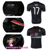 Maillot Foot Pascher - Maillots Foot Portugal Nani 2015 Game Extérieur Boutique France