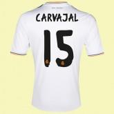 Maillot Foot Real Madrid (Carvajal 15) 2015/16 Domicile