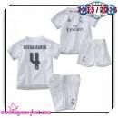 Maillot Foot Real Madrid Fc Sergio Ramos 2015-16 Enfant Kits Domicile Acheter Maillot De Foot Avignon