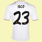 Maillot Foot Real Madrid (Isco 23) 2015/16 Domicile Adidas Moins Cher