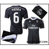 Maillot Foot Real Madrid Khedira 2015 Race Third