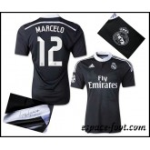 Maillot Foot Real Madrid Marcelo 2015 Race Third
