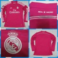 Maillot Foot Real Madrid Ml 2014 15 Extérieur