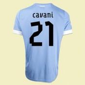 Maillot Foot Uruguay (Cavani 21) 2014-2015 Domicile Puma A Prix Cassé Site Officiel
