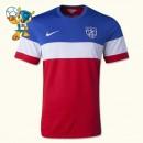 Maillot Foot États-Unis 2014 Coupe Du Monde Exterieur