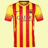 Maillot Football Fc Barcelone 2014-2015 Extérieur Nike Europe
