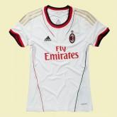 Maillot Football Femmes Ac Milan 2015/16 Extérieur #3136 Acheter
