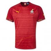 Maillot Football Ghana 2014 Coupe Du Monde Exterieur