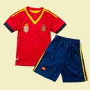 Maillot Football Juniors Espagne 2014-2015 Domicile Personnalisable #3114 Original