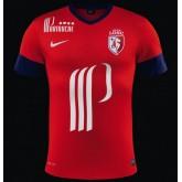 Maillot Football Lille Osc 2014-2015 Domicile Nike Soldes Nice
