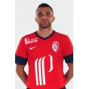 Maillot Football Lille Osc (Marvin Martin 10) 2015/16 Domicile Nike Boutique France