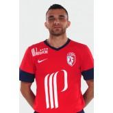 Maillot Football Lille Osc (Marvin Martin 10) 2015/16 Domicile Nike Boutique France