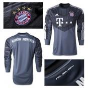 Maillot Gardien Bayern Munich 2014 2015 Domicile Nouveau