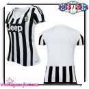 Maillot Juventus 2015/2016 Femme Domicile Maillot Foot Soldes