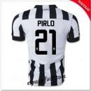 Maillot Juventus (Pirlo 21) 2014 2015 Domicile
