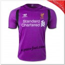 Maillot Liverpool Fc Domicile 2014 2015 Gardien Site Officiel