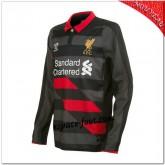 Maillot Liverpool Fc Troisième 2014-15 Manche Longue Shop France