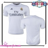 Maillot Real Madrid Fc 2015/16 Domicile T Shirt 2015/2016