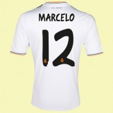 Maillot Real Madrid (Marcelo 12) 2014-2015 Domicile Adidas