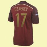 Maillot Russie (Dzagoev 17) 2014 World Cup Domicile Adidas Rabais En Ligne