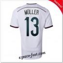 Maillots Allemagne (Muller 13) 2014/15 Domicile