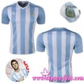 Maillots Argentine 2015 Race Domicile
