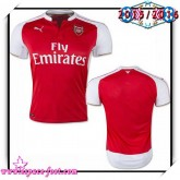 Maillots Arsenal 2015/2016 Domicile Maillot De Foot