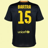Maillots Barcelone (Marc Bartra 15) 2014-2015 3rd Nike France Magasin